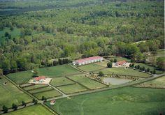 Ashanti Farm.  Gorgeous facility.