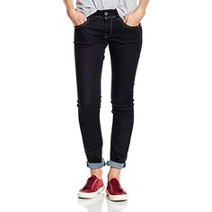 2db28e1d7c7 Chollo Amazon España  Pantalones vaqueros Pepe Jeans New Brooke por solo  39