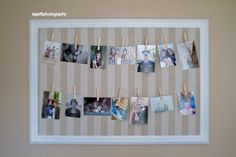 to display old photos