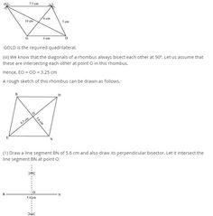 NCERT Solutions for class 8 Maths chapter 4 Practical Geometry Ex-4.2  #NCERT #NCERTsolutions #CBSE #CBSEclass8 #RDsharma #mathsRDsharma