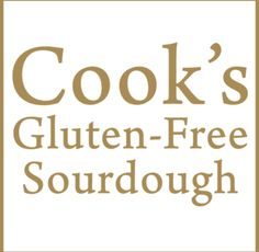 Cook's Gluten-Free Sourdough is sold in local stores and served in local delis. Absolutely the best gluten free bread I have ever purchased!!