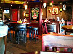 The British Bulldog Pub in Columbia, SC: They open early just for matches! Comfortable, relaxed environment from @Leyna Ely. Excellent British cuisine (fish & chips, sausage rolls, or scotch egg, anyone?) and excellent variety of beers. Large and dedicated international soccer/football fan base. Always the BEST atmosphere for watching a match! from @Donna Quirk. Find more places to watch the World Cup in the USA http://pin.it/AeGWA1a