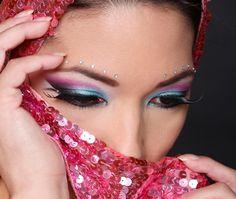 Arabic Nights Eyeshadow Makeup