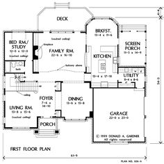 Great floor plan for us. Would tweak the kitchen layout, and rearrange the laundry so you don't come straight in the laundry.