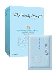 My Beauty Diary Lipsome Hyaluronic Acid Mask Box
