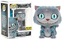 Funko Pop Disney: Alice in Wonderland - Cheshire Cat Flocked #178 Hot Topic Exclusive