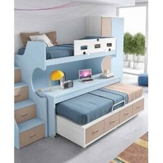 4 Reasons You Should Install Bunk Beds In Your Bedroom – Home Dcorz Room Design Bedroom, Girl Bedroom Designs, Home Room Design, Small Room Bedroom, Kids Room Design, Bedroom Sets, Home Bedroom, Kids Bedroom, Bedrooms