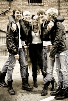 R5 Rocks, I Absolutely Love These Guys! Riker, Ratliff, Rydel, Rocky & Ross <3