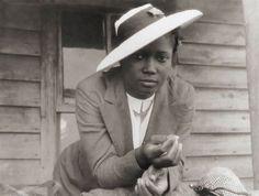 Ms. Jones | 1940s by Black History Album, via Flickr