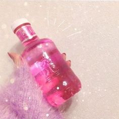 IGで話題かわいすぎるピンクボトルソランデカブラスって何