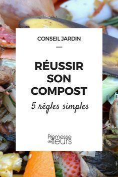 """Le compost """"maison"""" est traditionnellement récupéré et utilisé au printemps et à l\'automne. À l\'ouverture du bac, pour certains, c'est l'heure des déconvenues. À la place du terreau noir, on..."""