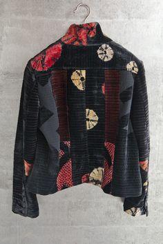 Taylor jacket in velvets.  $1995.
