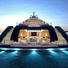 Super Yacht life✨ Via our @greatestluxurypage