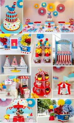 Ideas My Party ♡