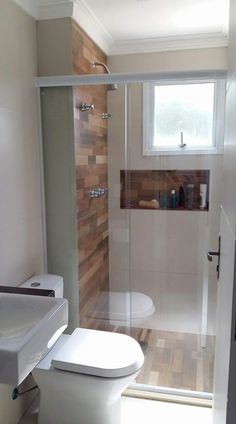 Simple and amazing bathroom Bathroom Design Small, Bathroom Layout, Bathroom Interior Design, Modern Bathroom, Interior Livingroom, Planer Organisation, Bathroom Plans, Toilet Design, Shower Remodel
