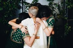 """Today we are celebrating @colorpopevents feature on @perfete! It was a joy to submit this couple's """"Traditional Indian Wedding with an Inspiring Story"""" and the feature is a must see! When Rana was diagnosed with breast cancer in the midst of wedding planning the couple's initial thought was to reschedule the wedding altogether. Instead they moved full-speed ahead inspired by the strength and love that brought the two closer throughout the process. So naturally when the time came for their… Traditional Indian Wedding, Martha Stewart Weddings, Good Morning America, Breast Cancer, Closer, Our Wedding, Two By Two, Wedding Planning, Strength"""