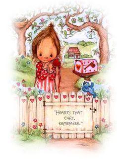 Betsey Clark...Hearts