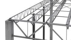 Imagen 4 de 14 de la galería de Cómo diseñar una estructura y cubrir grandes luces con el sistema constructivo Joistec®. Unión Pilar Hormigón