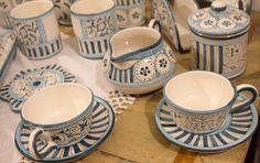 tea service. ARTESIA Hand-Made Ceramics
