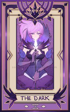 Elementalist lux 「Dark」ー League of Legends