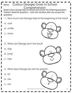 Curious George coloring pages on Coloring-Book.info | 305x236