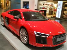 Audi R8 610 ps