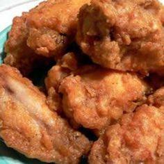 Restaurant-Style Buffalo Chicken Wings