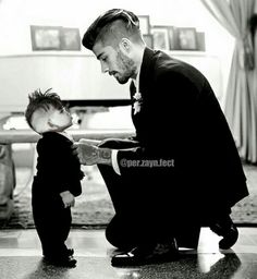 I'm waiting for this one to really happen (aka zayn's son)Love you zayn