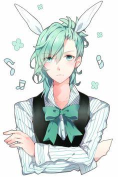 Mikaze Ai - with bunny ears