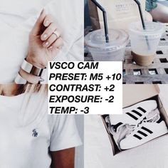 This will tell you exactly how to get the perfect filter on the VSCO photo editing app. Instagram Theme Vsco, Photo Pour Instagram, Instagram Themes Ideas, White Feed Instagram, Instagram Theme Ideas Color Schemes, White Instagram Theme, Feed Vsco, Fotografia Vsco, Insta Filters