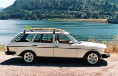 The Mercedes-Benz 300TD Station Wagon (1982): I'm not sure what it says about me, or if I even want to know, but this is one of my very favourite cars.
