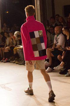 GOSHA RUBCHINSKY SS15 Paris Fashion http://www.coalshade.com/