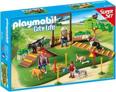 PLAYMOBIL® 6145 Dog Park - NEW 2015 - S&H FREE - Not available in USA #PLAYMOBIL