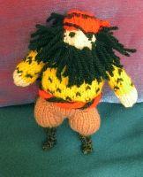 everything pirates to knit - 16 free patterns