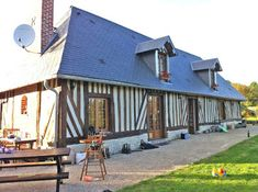 Gite rural Calvados, dans une ancienne ferme du pays d'Auge