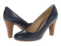 Geox Donna Marieclaire Mid 8 Navy - Zappos.com Free Shipping BOTH Ways