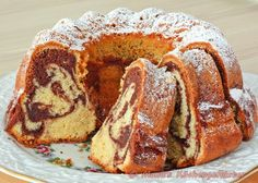 Manus Küchengeflüster: Marmorkuchen