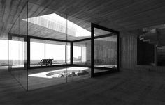 Ochoquebradas House by Elemental,Chile