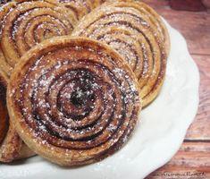 Az áfonya mámora: Fahéjas és kakaós csiga Apple Pie, Baking, Sweet, Recipes, Food, Drinks, Essen, Candy, Drinking