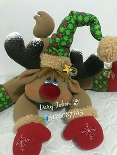 1 million+ Stunning Free Images to Use Anywhere Christmas Moose, Christmas Sewing, Christmas Crafts, Christmas Decorations, Christmas Ornaments, Holiday Decor, Elsa, Diy And Crafts, Crafts For Kids