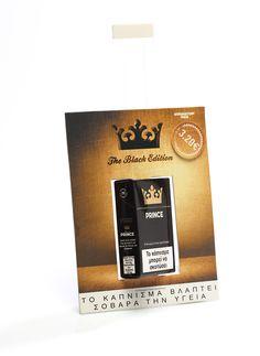 innovative packaging, packaging ideas, designs, pop tobacco, prince, wobbler, wobbler ideas