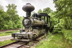 Argent Lumber Company Engine NO. 4 Antique Steam Locomotive by Gary Heller Photography #oldtrains #steamlocomotives #trains #steamengines #steam #steamtrain #railroad
