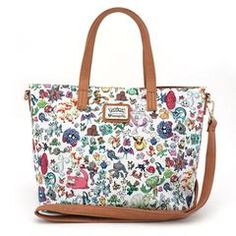 #pokemon #pikachu #handbag #loungefly