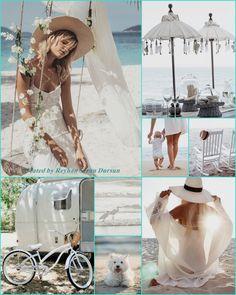'' White Summer '' by Reyhan Seran Dursun