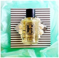 Huiles Precieuses by diptyque, can't love it enough ;) *photo by afs