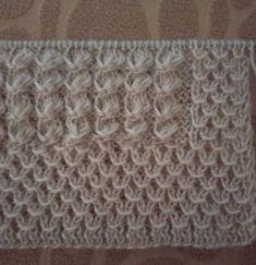 Hand Knitting Women's Sweaters - DiyForYou Baby Knitting Patterns, Knitting Stitches, Knitting Designs, Stitch Patterns, Crochet Patterns, Knitting Daily, Knitting Videos, Easy Knitting, Diy Crafts Knitting