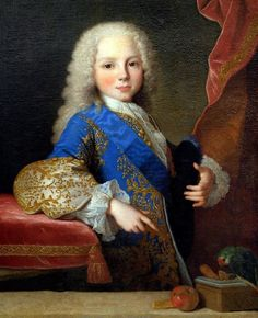Philippe d'Espagne, duc de Parme fils de Philippe V d'Espagne, peint par Jean Ranc, (1674+1735), en 1725 à l'âge de 5 ans. Philip of Spain, Duke of Parma. Jean Ranc, 1725. Filippo di Borbone, infante de España, duca di Parma, di Piacenza et di Guastalla, né le 15 mars 1720 à Madrid, mort le 18 juillet 1765 à Alessandria, à l'âge de 45 ans, fils de Felipe V de Borbón, Rey de España 1683-1746 & d'Isabel Farnese, Reina de España 1692-1766.