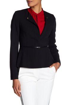 Image of BOSS HUGO BOSS Juenisa Wool Blend Jacket