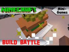 MINECRAFT - MINI-GAMES - Build Battle