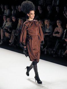 Guido Maria Kretschmer Fall/Winter 2013/2014 - Mercedes Benz Fashion Week in Berlin - http://olschis-world.de/  #GuidoMariaKretschmer #Womenswear #Fashion